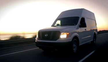 NO STUNT DOUBLES – NISSAN NV